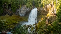 Sahale Falls